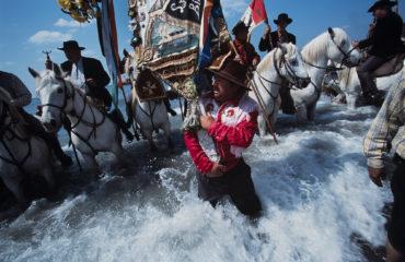 Saintes Maries de la Mer pelerinages des Gitans